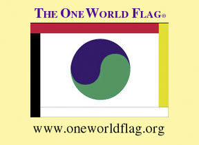 One World Flag› an international symbol of diversity